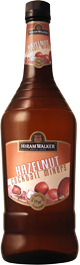 Hiram Walker Liqueur Hazelnut 750ml